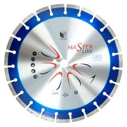 DIAM Железобетон Master Line 000502 1A1RSS алмазный круг для бетона 300мм Diam По бетону Алмазные диски
