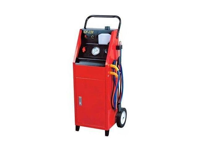 ATIS GD-220 Установка электрическая для очистки топливной системы Atis Стенды и установки Замена жидкостей